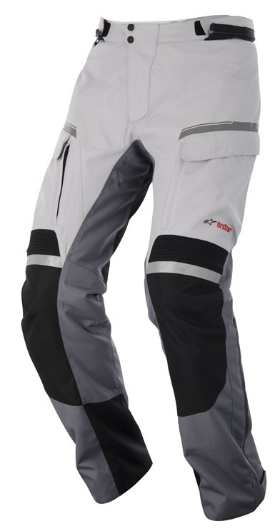 Valparaiso Drystar Pants Alpinestars Grey Black