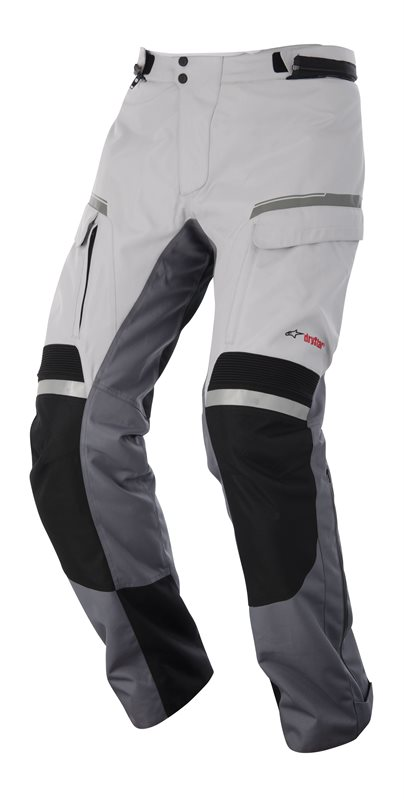 Alpinestars Valparaiso Drystar trousers Grey Black