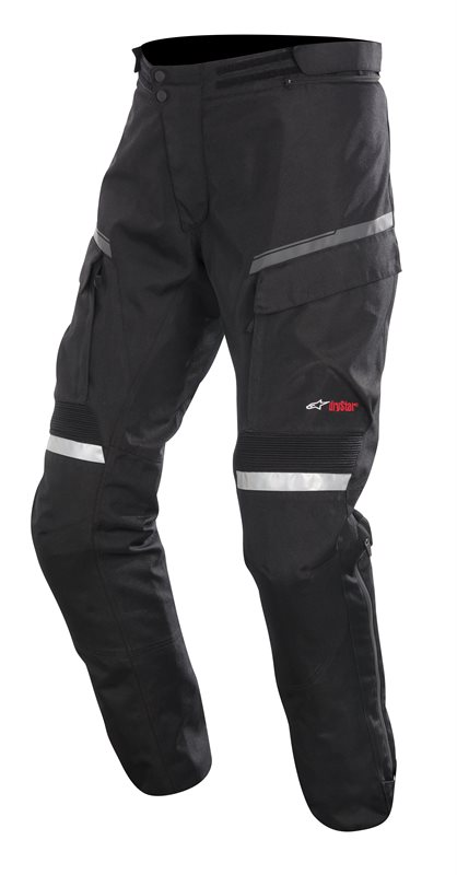 Valparaiso Short Pants Alpinestars Drystar Black