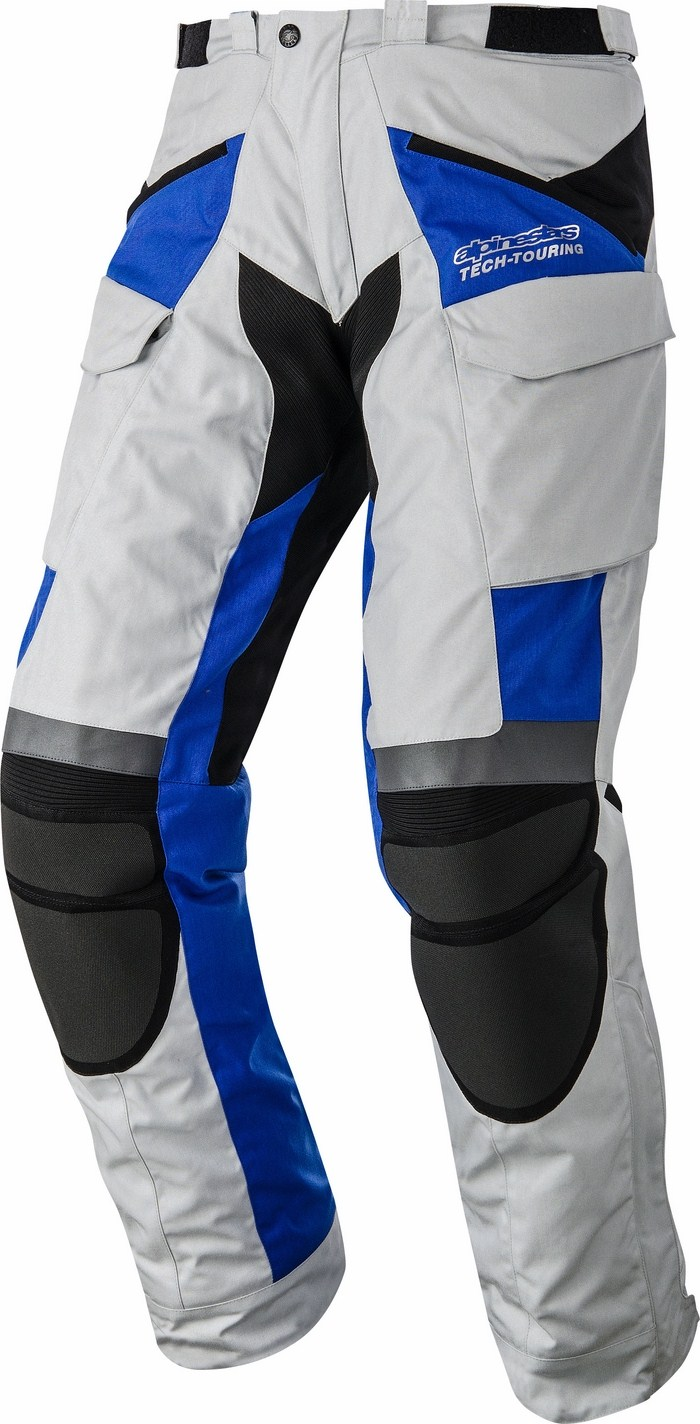 Calama Drystar Pants Alpinestars Grey Blue
