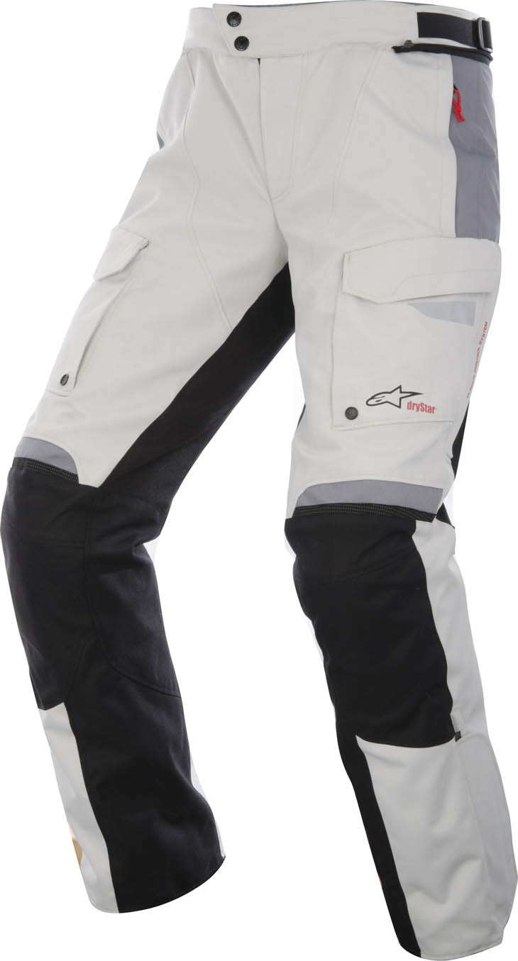 Alpinestars Bogota Drystar trousers Grey Black
