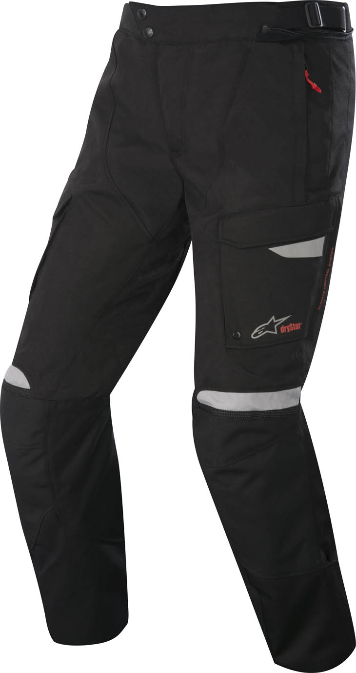 Alpinestars Bogota Drystar shorted trousers Black Grey
