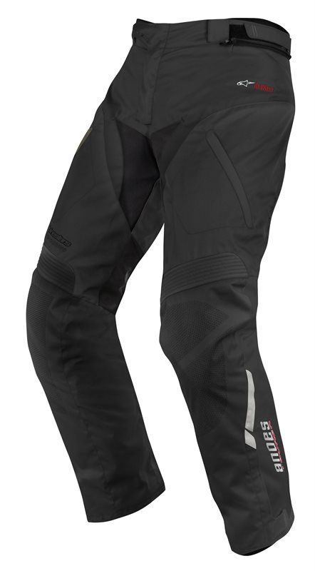 Andes Drystar shorter Pants Alpinestars Black