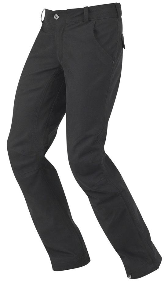 Pantaloni moto Alpinestars Urban DNS neri