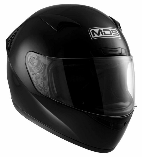 Casco moto Mds by Agv M13 Mono nero