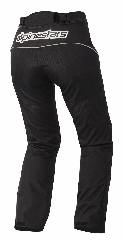 Women motorcycle pants waterproof Alpinestars AST-1 Black