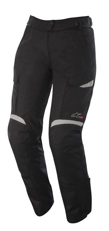 Alpinestars Bogota Drystar woman trousers Black Grey