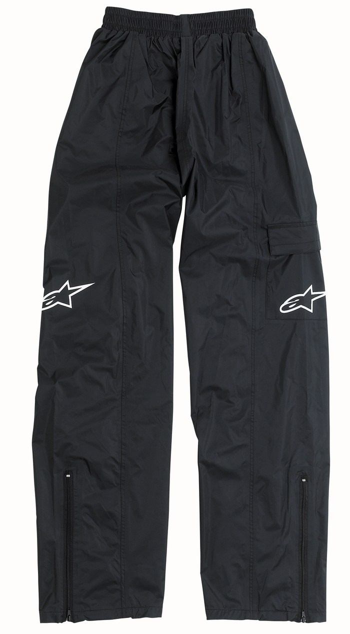 Rain Pants Alpinestars RP-5 Black Youth