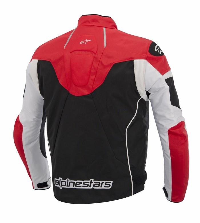 Alpinestars T-GP Plus R jacket black white red