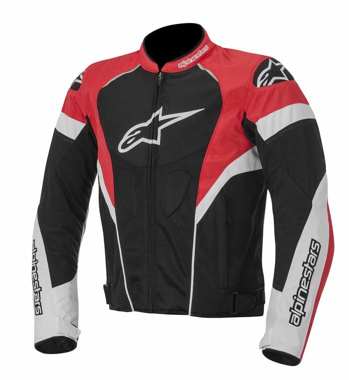 Alpinestars T-GP Plus R Air jacket black white red