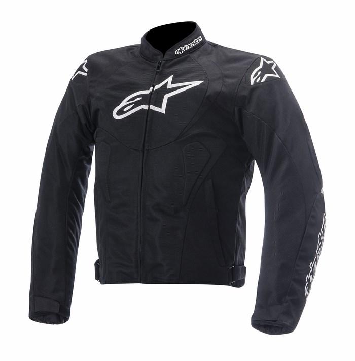 Giacca moto Alpinestars T-Jaws Air nera