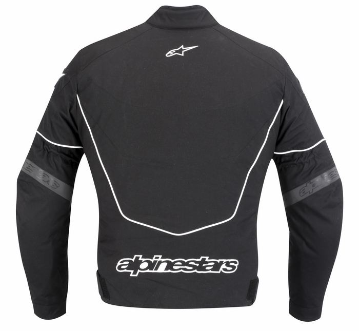 Giacca moto Alpinestars T-GP R Air Nero