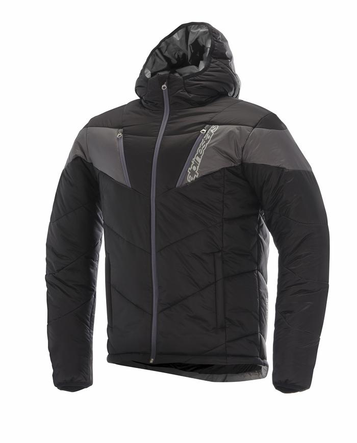 Mack Jacket Alpinestars Black Grey