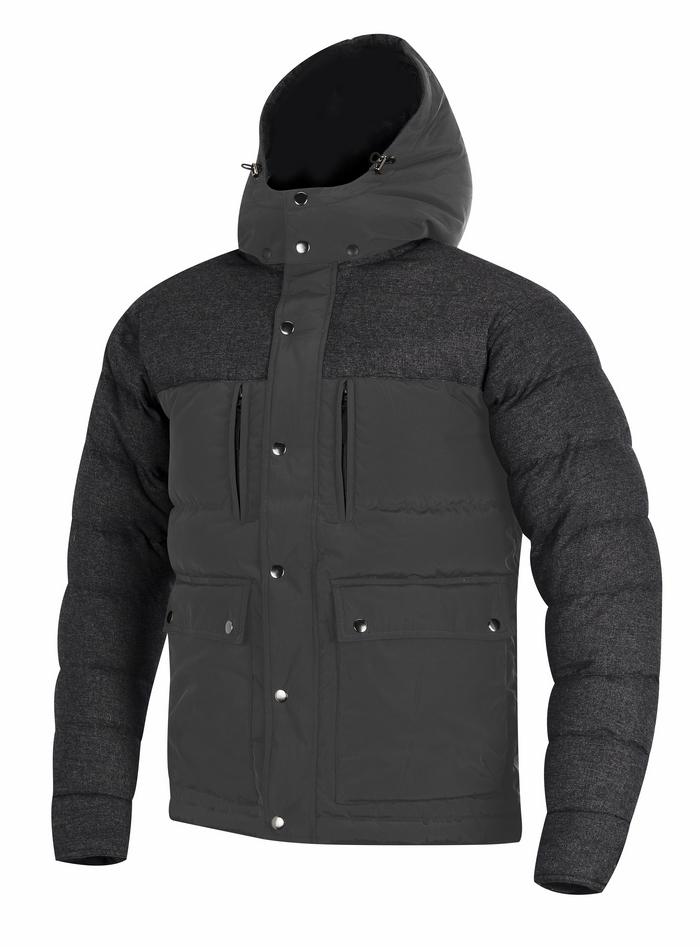 Tyler Down Jacket Alpinestars Black Anthracite