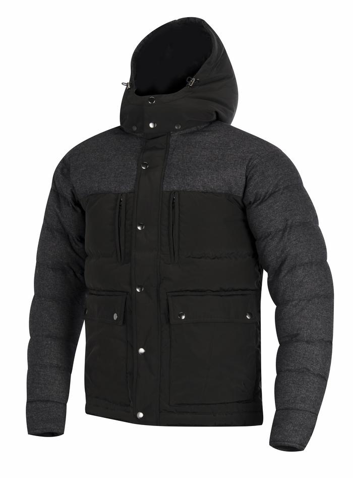 Tyler Down Jacket Alpinestars Anthracite