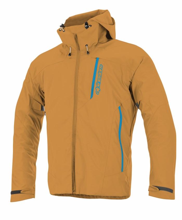 Alpinestars Logan 3L WP jacket orange