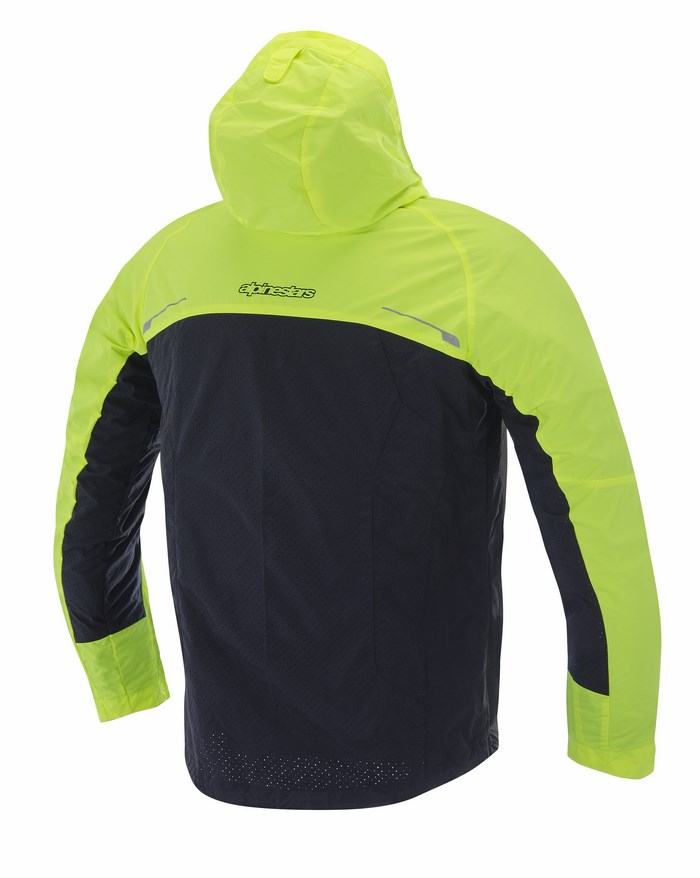 Alpinestars Tornado Air jacket Hi Viz Yellow Phantom