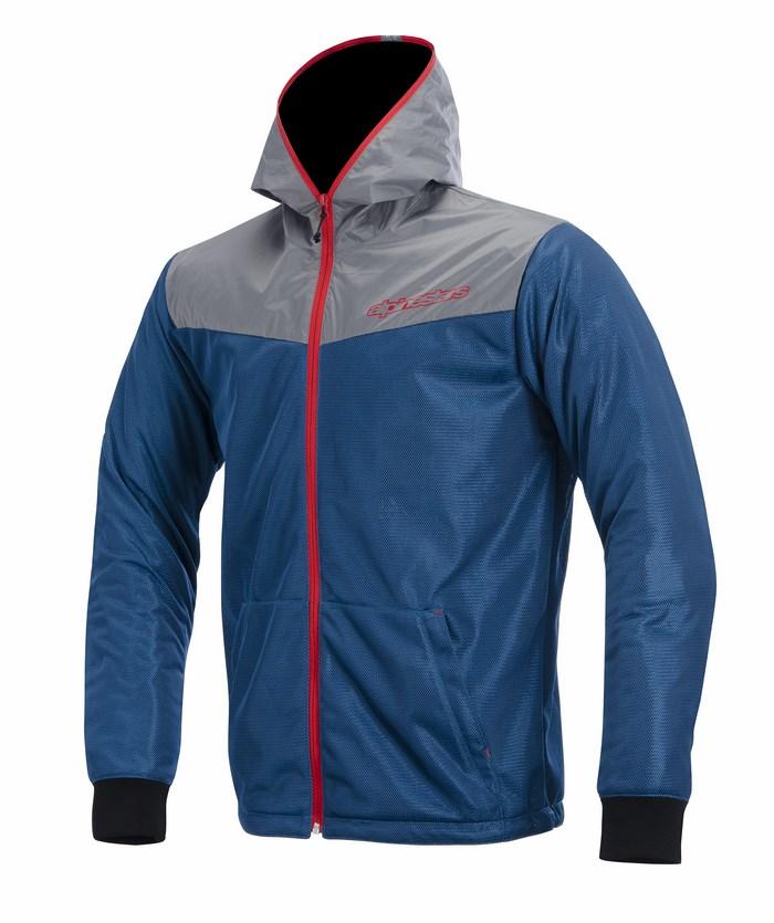 Alpinestars Runner Air jacket blue red