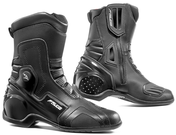 Motorcycle Boots Falco Axis 2 Black