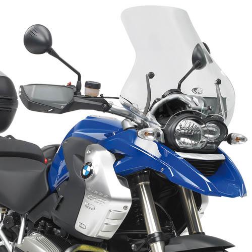Plexiglass specific 330DT for BMW R1200GS