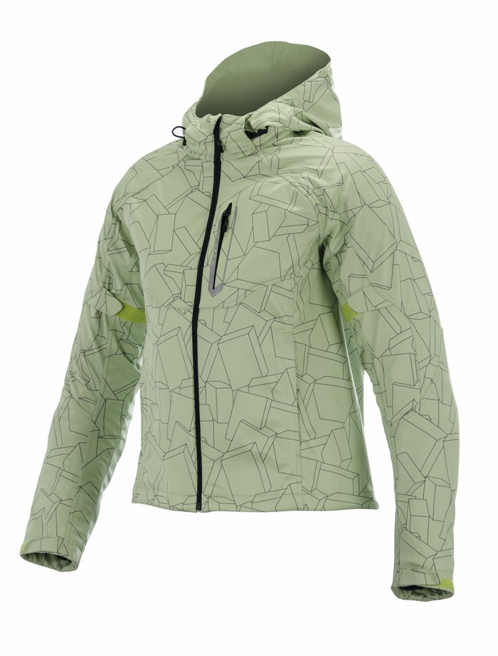 Alpinestars Stella Spark Soft Shell margarita jacket