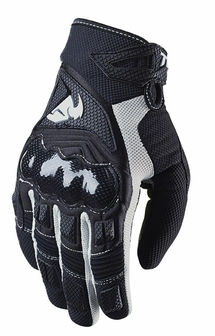 Thor Impact black gloves