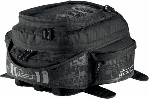 Magnetic Tank Bag Icon Urban Cityscape