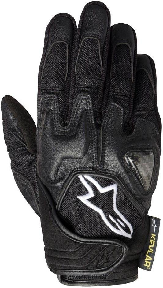 Alpinestars Scheme Kevlar gloves black