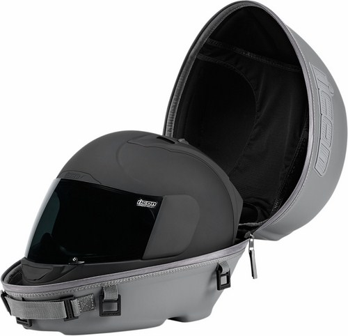 Icon helmet bag Molded Grey