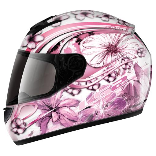 LS2 FF351 Stardust III full face helmet Pink