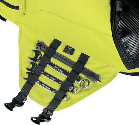 Icon Squad 2 Backpack Orange fluo
