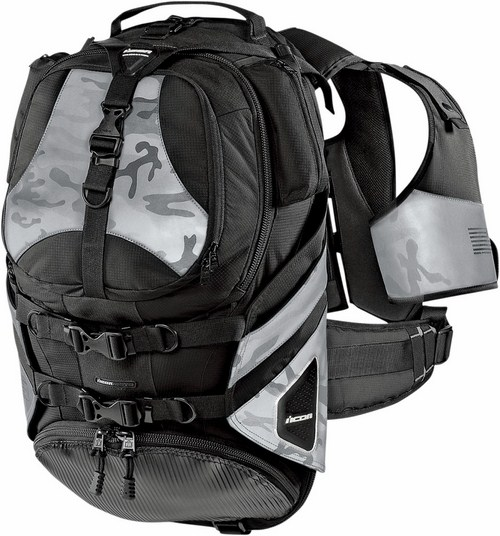 Icon Squad 2 Backpack Black