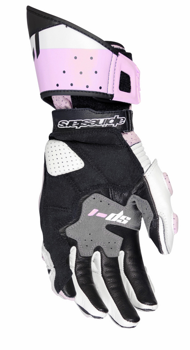Guanti moto donna pelle Alpinestars Stella SP-1 Rosa