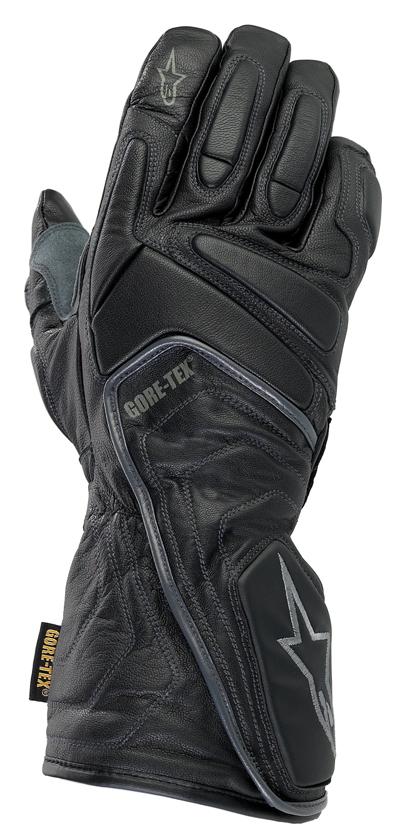 Alpinestars WR-3 Gore-Tex leather gloves black