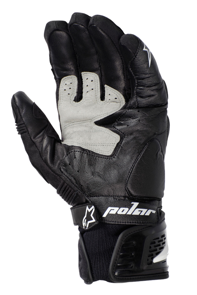 Alpinestars Polar Gore-Tex leather gloves black