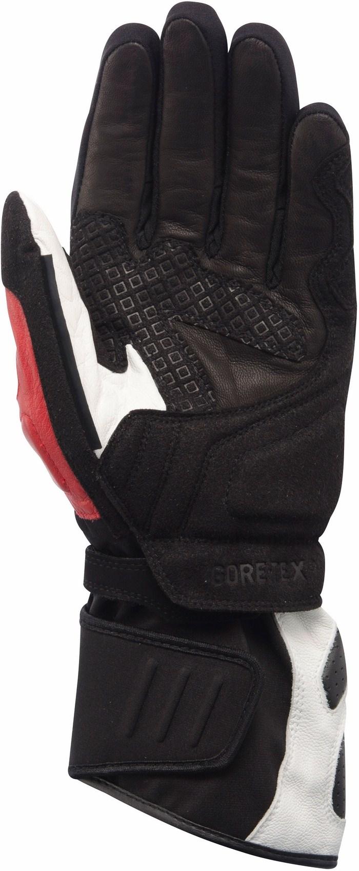 Alpinestars GT-S X-Trafit gloves black white red