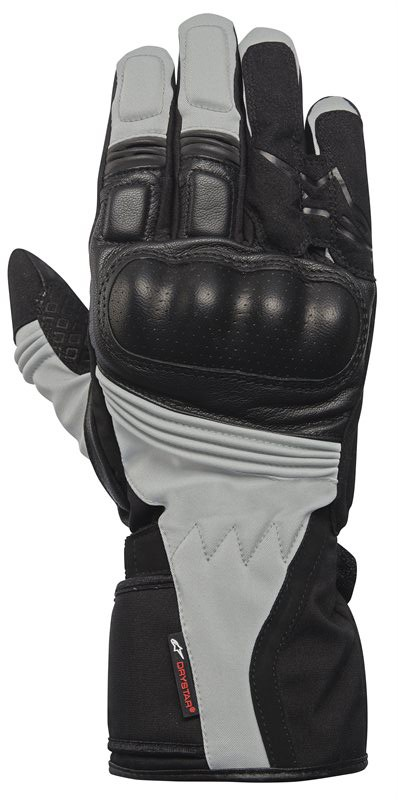 Valparaiso Drystar Gloves Alpinestars Grey Black