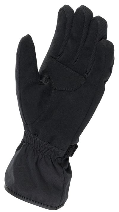 Alpinestars SRS Drystar all weather motorcycle gloves black