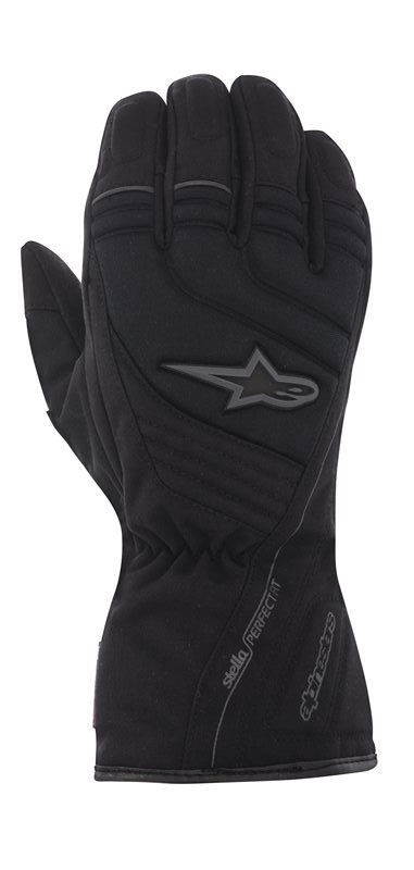 Alpinestars Stella Transition Drystar woman gloves Black Grey