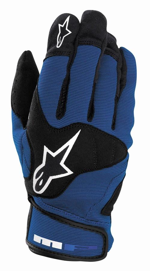 Alpinestars MP 2 summer gloves blue