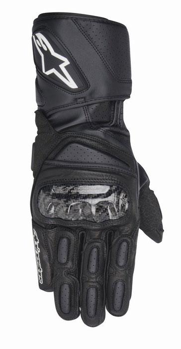 Alpinestars Spartan summer gloves Black