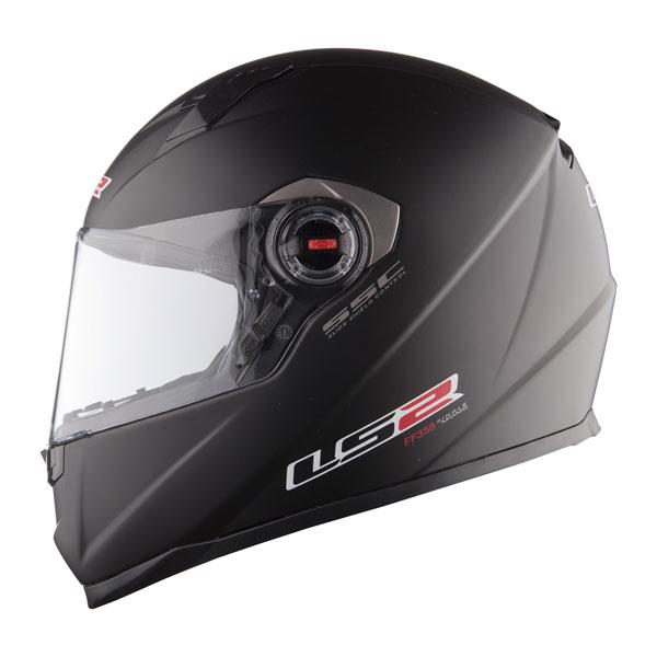 Casco integrale LS2 FF358 Concept Nero opaco
