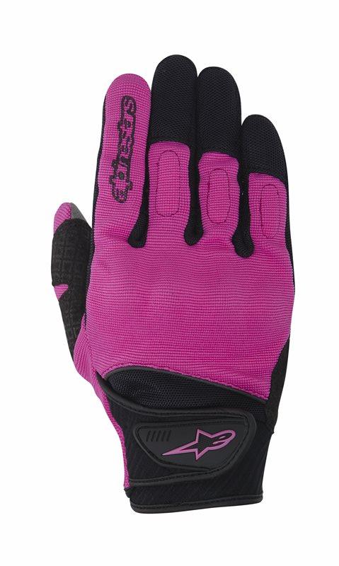 Alpinestars Stella Spartan woman gloves Black Pink