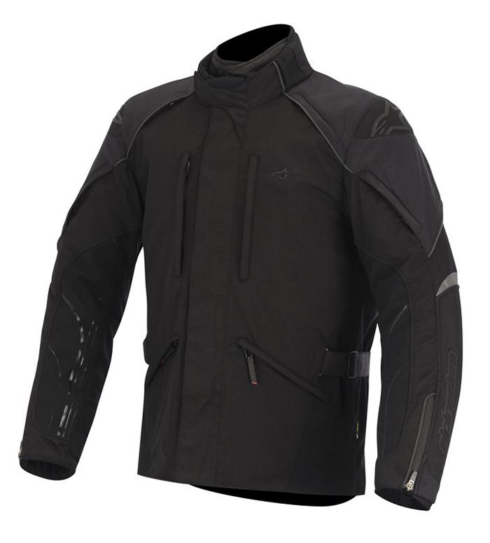 New Land Alpinestars motorcycle jacket Gore-Tex Black