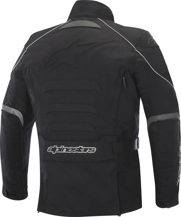 Giacca moto Alpinestars New Land GoreTex Nero