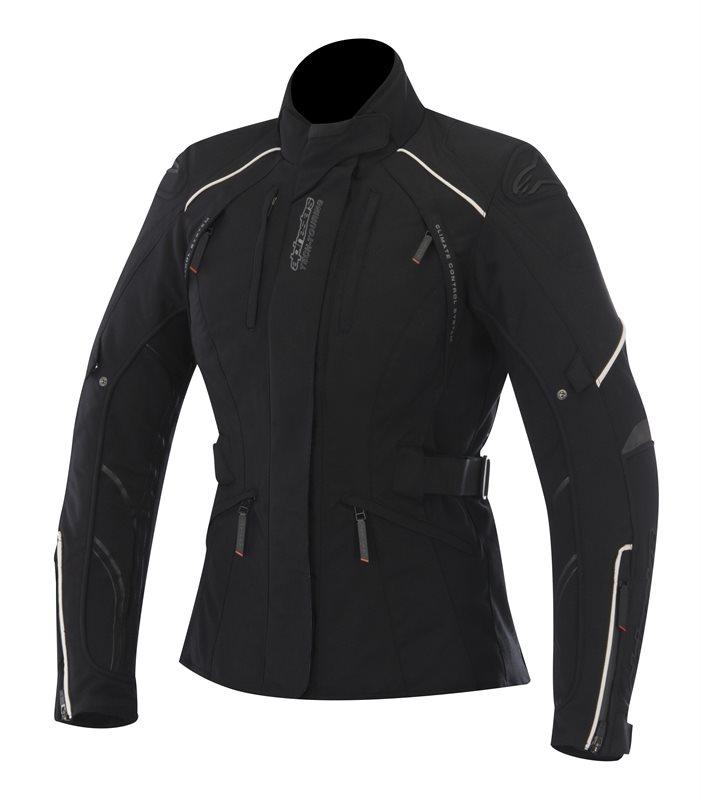 Giacca moto donna Alpinestars Stella New Land GoreTex Nero