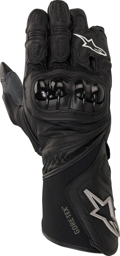 Alpinestars 365 Gore-tex leather gloves black