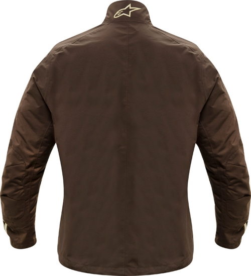 Alpinestars Erzberg Waterproof Bns off-road jacket brown-sand