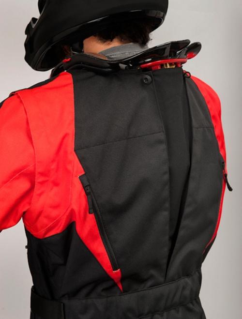Giacca cross Alpinestars Venture For Bns nero-rossa