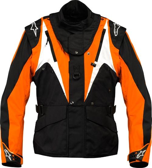 Alpinestars Ventur for BNS off-road jacket black-orange